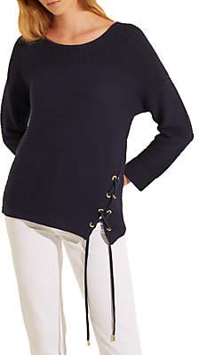 Gerard Darel Felicie Pullover/Vest Jumper, Blue