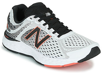 680 men's Shoes (Trainers) in White