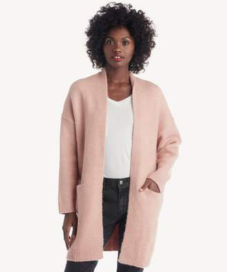 Sole Society Long Open Cardigan