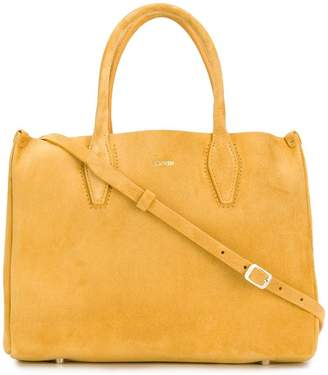 Lanvin wide shaped tote bag