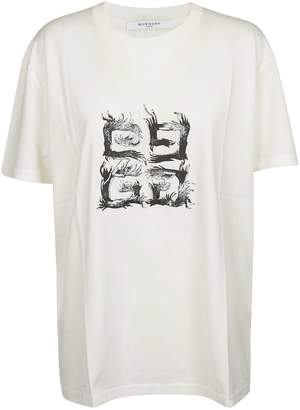 Givenchy Logo Patch Short-sleeve T-shirt