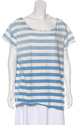 Current/Elliott Oversize scoop neck T-Shirt