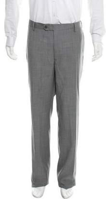 Saks Fifth Avenue Flat Front Dress Pants w/ Tags
