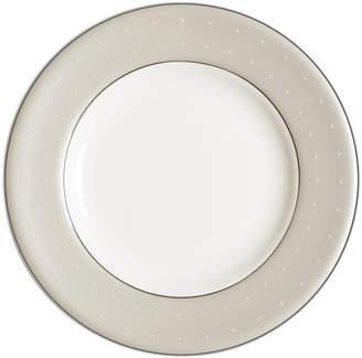 Monique Lhuillier Waterford Etoile Platinum Appetizer Plate