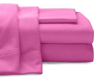 Sobel At Home Super Soft 100% Cotton Jersey Sheet Set