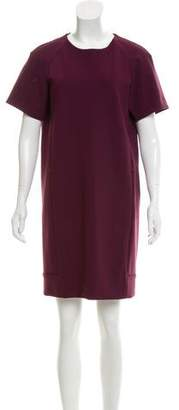 Maison Margiela Short Sleeve Shift Dress
