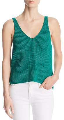 Kenneth Cole Rib-Knit Sweater Tank