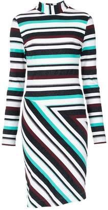 Tufi Duek striped short dress