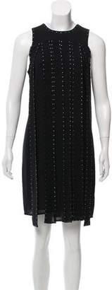MICHAEL Michael Kors Embellished Sleeveless Dress w/ Tags