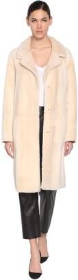 Drome Reversible Merinillo Superlight Coat