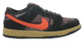 Nike Dunk SB Low Black Rough Green