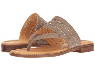 Sperry Gold Cup Flat Abbey Anne Women's Sandals