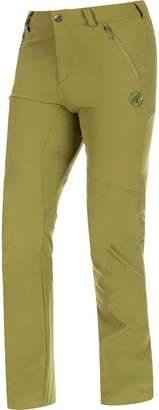 Mammut Runbold Softshell Pant - Men's