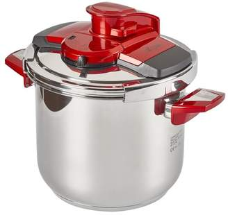 Deluxe Red 7L Pressure Cooker