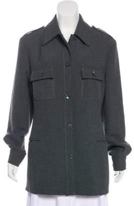 Fendi Collared Utility Jacket