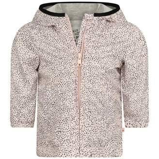 Ikks IKKSBaby Girls Pink Spotted Jacket