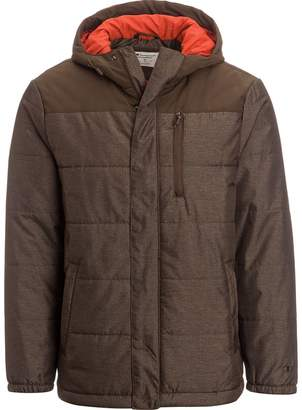 Champion Herringbone Quilt Hooded Jacket - Men's