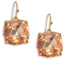 Tory BurchTory Burch Tory-Set Crystal Drop Earrings