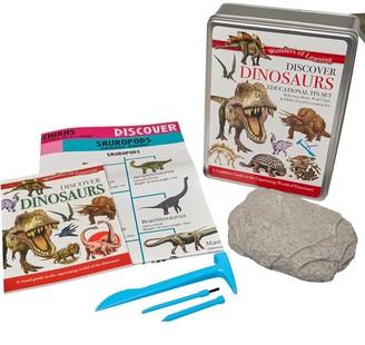 Dinosaurs Wonders Of Learning Tin Set