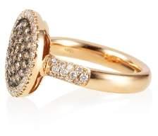Olivia Grace Venezia Rose Gold Medium Ring