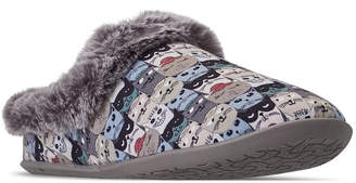 Skechers Women Bobs For Dogs Beach Bonfire - Scratch Nap Slip On Casual Shoes from Finish Line