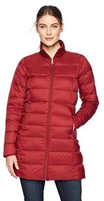 Amazon Essentials Women's Lightweight Water-Resistant Packable Down Coat