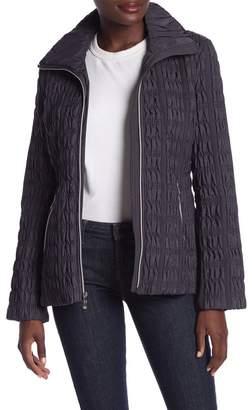 Anne Klein Missy Zip Front Jacket