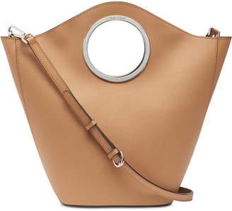 Calvin Klein Lexi Saffiano Leather Tote