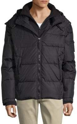 S13/Nyc Downhill Quilted Down Jacket