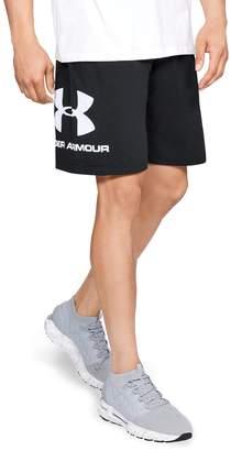 Under Armour Men's Sportstyle Cotton Graphic Shorts