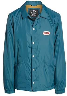 Volcom Brews Coach's Jacket