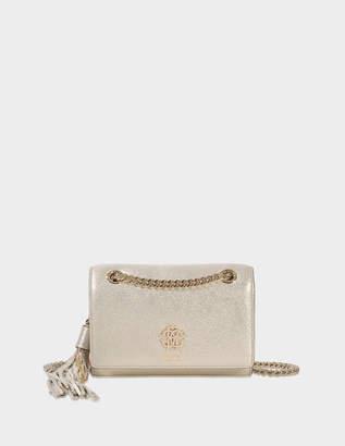 Roberto Cavalli Clutch Tassle Bag