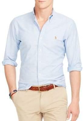 Polo Ralph Lauren Slim-Fit Button-Down Shirt
