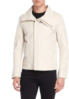 Lamarque Briar Leather Jacket
