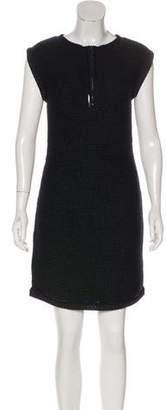 Chanel Tweed Mini Dress