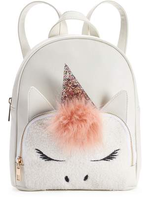 Omg Accessories OMG Accessories Unicorn Mini Backpack