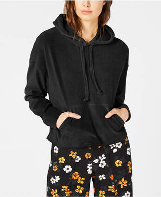 Project 28 Nyc Corduroy Hooded Sweatshirt