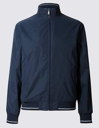 Marks and Spencer Bomber Jacket with StormwearTM
