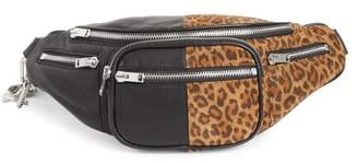Alexander Wang Attica Leather Fanny Pack