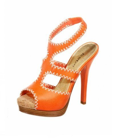 Alice Cutaway Leather Sandal