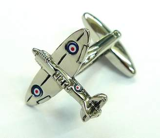 Spitfire Tailor B 3D Supermarine Cufflinks Aviation Cuff Links Gemelos