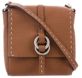 Michael Kors Grained Leather Crossbody Bag