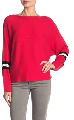 Cotton Emporium Ribbed Pullover Sweater