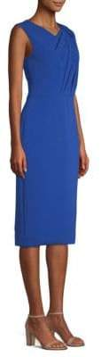 Jason Wu Crepe Sleeveless Twist Dress