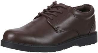 School Issue Men's Scholar Uniform Dress Shoe