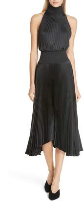 A.L.C. Renzo Pleated Dress