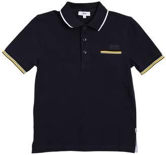 HUGO BOSS Cotton Piqué Polo Shirt