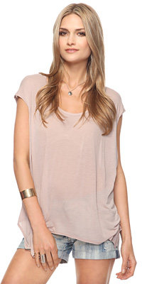 Love 21 Relaxed Trapeze Top