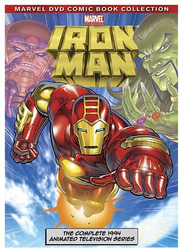 Iron Man Marvel Kids The Complete 1994 Animated Television Series