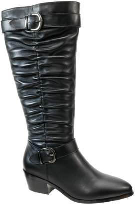 David Tate Wide Calf Boots - Cache 16